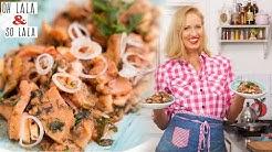 Super Rezept * veganer Matjes * Aubergine mal ganz anders * ein Salat zum verlieben * viele Vitamine