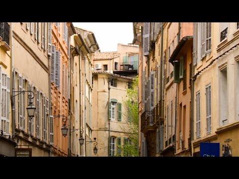 Patrimoine : soleil et mistral, toute la beauté d'Aix-en-Provence