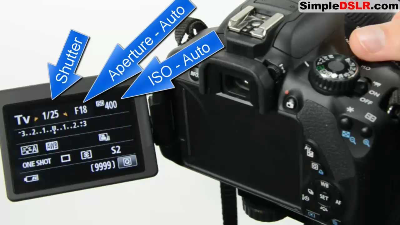 Camera Beginners Dslr Cameras how to use a dslr camera learn basics shutter aperture iso youtube