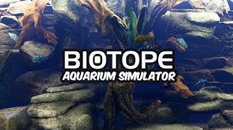 Biotope - Der Aquarium Simulator 👑 [Deutsch/German][Gameplay]