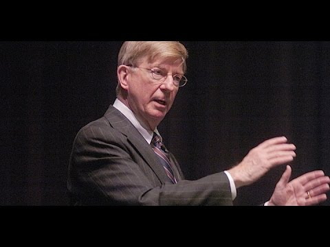 George Will - A Conflict of Visions