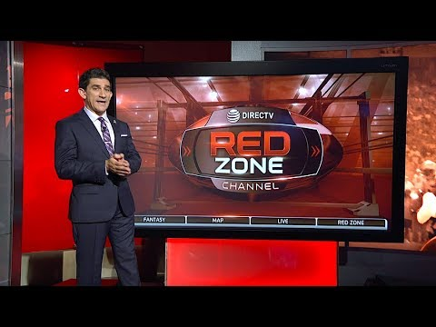 Andrew Siciliano on 15 Years of Hosting DIRECTV's Red Zone Channel | The Rich Eisen Show | 8/26/19
