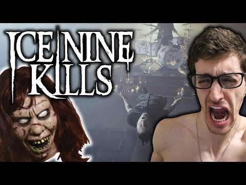 "Hip-Hop Head's FIRST TIME Hearing ICE NINE KILLS: ""Communion of the Cursed"" REACTION"