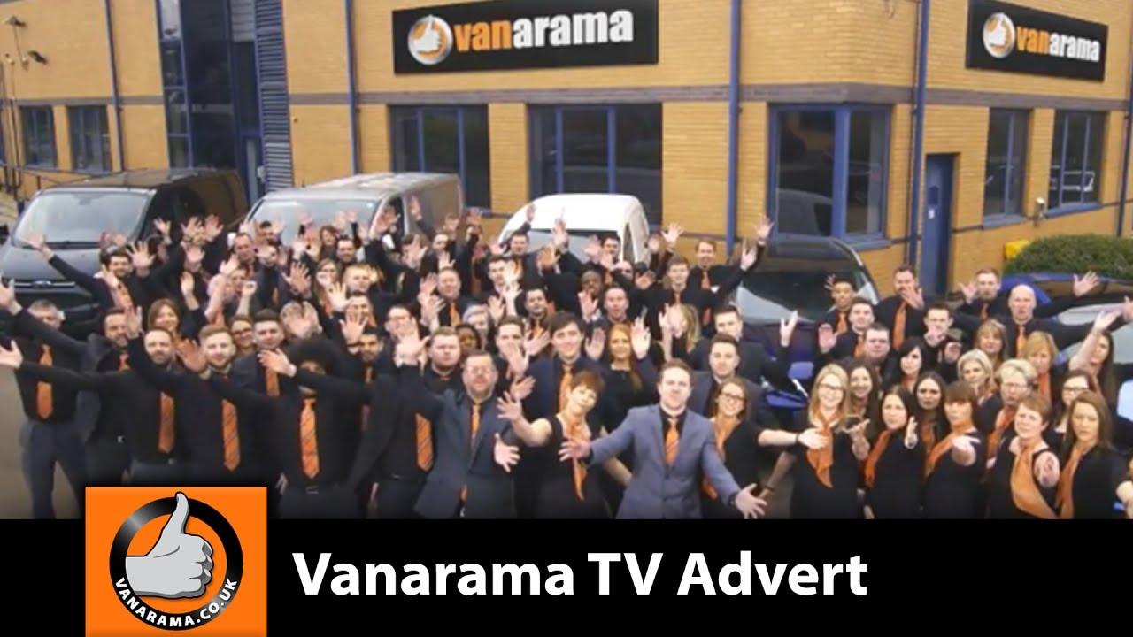 New Vanarama Car Leasing TV Advert - Change Your Car, Improve Your Life - 2016