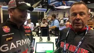 Garmin pro Jason Christie talks some new Garmin electronics.