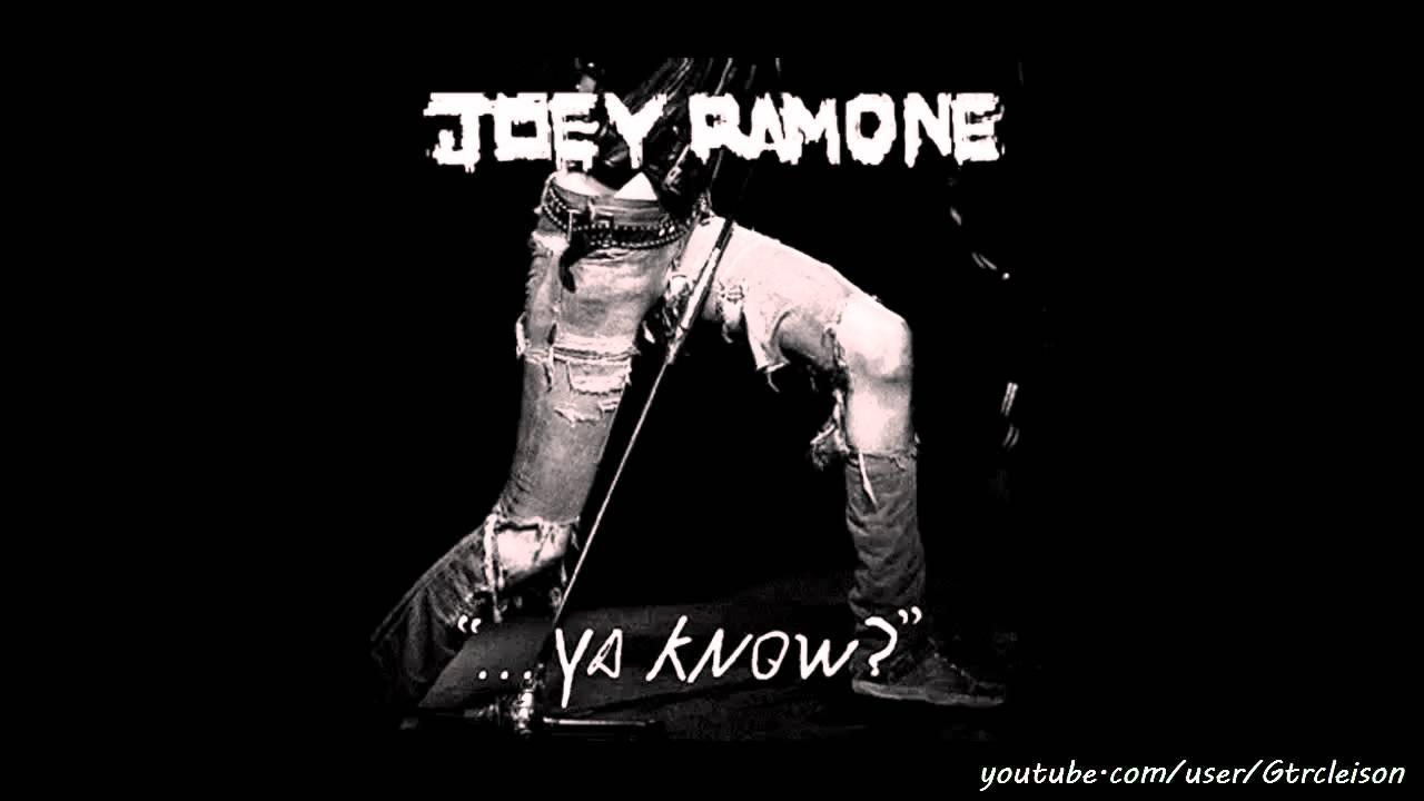 Joey Ramone - New York City (New Album 2012)