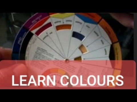 Learn To Understand Colour Mixing BEFORE You Paint Decorate Or Buy Clothes Part 1