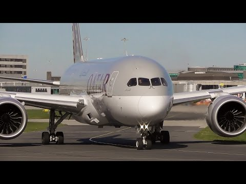 Spotting at Manchester Airport | 25th March 2017
