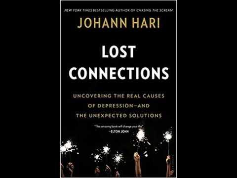 Johann Hari: Lost Connections