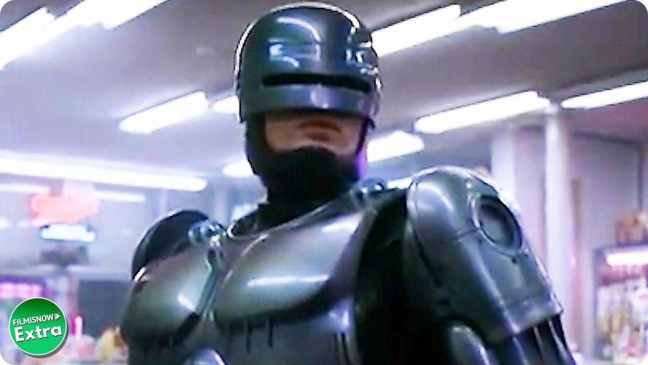 ROBOCOP (1987) | Behind the Scenes of Cyborg Cult Movie #3