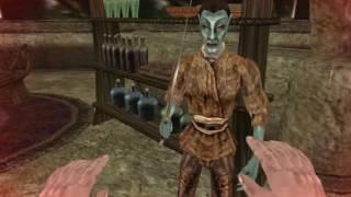 TES III Morrowind 26 Щит и Лук Ауриэля или Ограбление Призрачных Врат