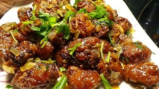 Vegetable Manchurian Recipe | Chinese Veg Recipe