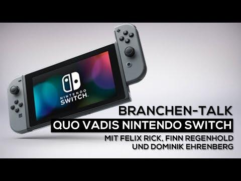 Branchen-Talk #02 - Quo Vadis Nintendo Switch