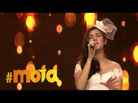 Cantiknya Raisa Dengan Lagu 'Pemeran Utama' [MOTD] [15 Feb 2016]