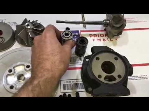 Garrett GT4088R Turbo Rebuild