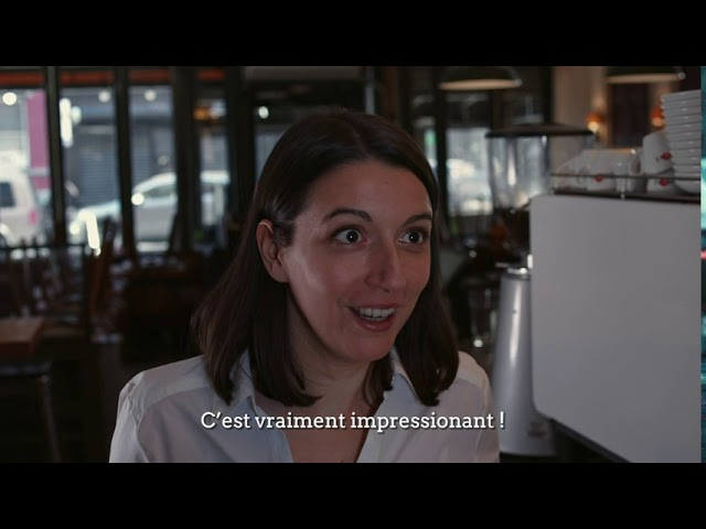 Trailer Check, Please! with French subtitles