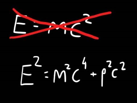 E=mc² is wrong? - Sixty Symbols