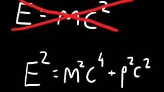 E=mc² is wrong? - Sixty Symbols