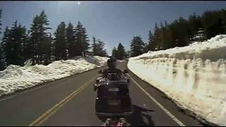 Ride to Crater Lake National Park - North American Biker & Cruiserworks.com
