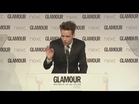 Glamour Awards 2017: Liam Payne pokes fun at Zayn Malik leaving 1D