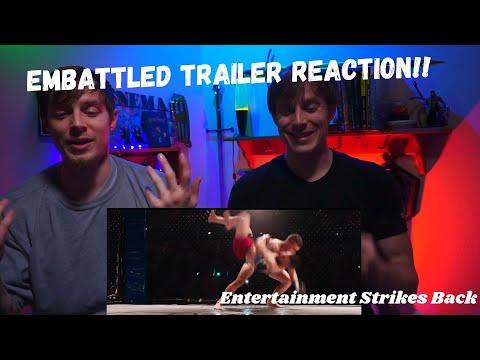 Embattled Trailer Reaction!!