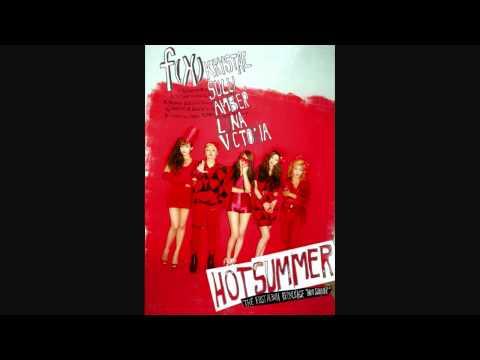 [HQ AUDIO] f(x) - Hot Summer (Full version)