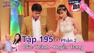 Chồng 'dằn mặt' vợ nấu ăn dở trên Facebook   Đức Thành - Huyền Trang   VCS #195
