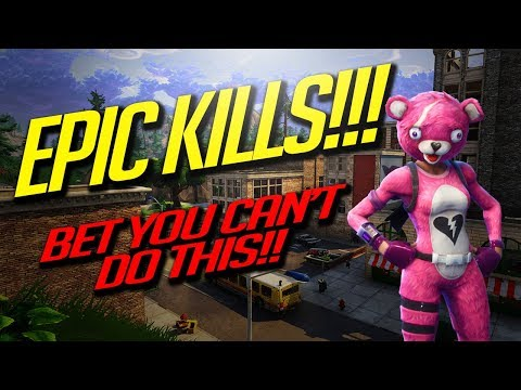 FORTNITE TROLL NATION - EPIC KILL PLAYS AND WTF MOMENTS