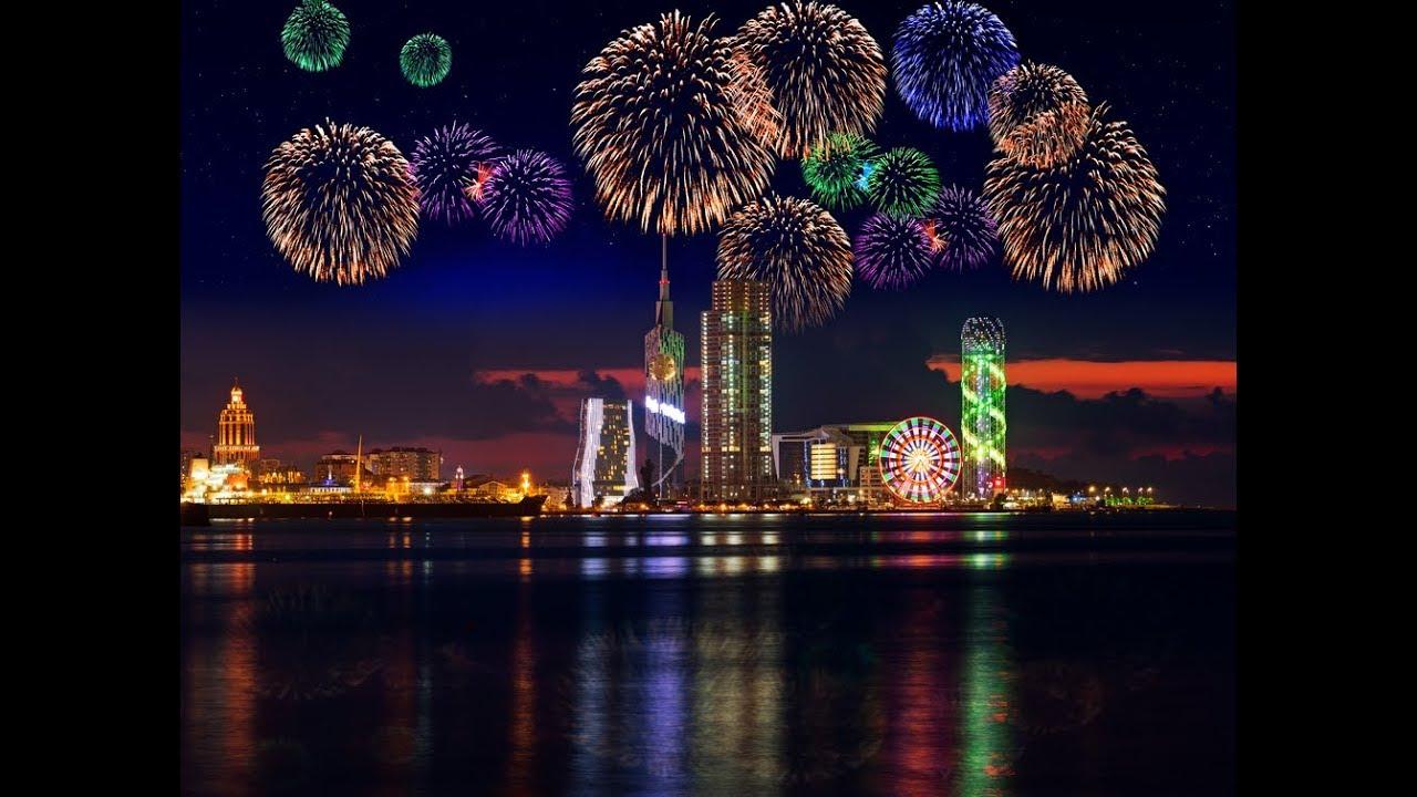 Batumi 2020 / батуми 2020 / batumi city / 2020 ახალი წელი ბათუმში / новый год в батуми / грузия 2020