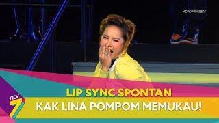 Lip Sync Spontan Juri Terpukau Dengan Kak Lina Pompom MP3