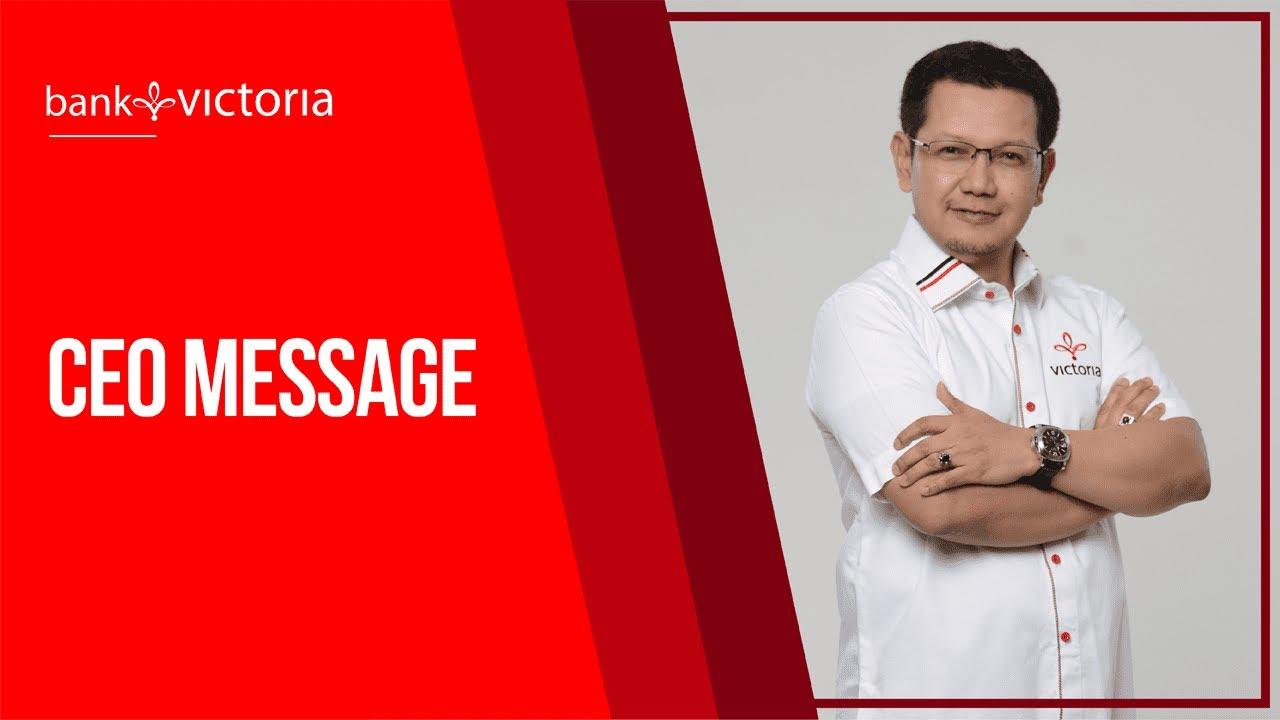 Ceo Message Bank Victoria Pandemi Covid 19 Youtube
