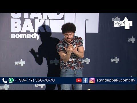 Ülvi Həsənli (Stand UP Baku 30-cu şou)