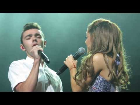Ariana Grande  Almost is Never Enough ft Nathan Sykes  Chicago 82913
