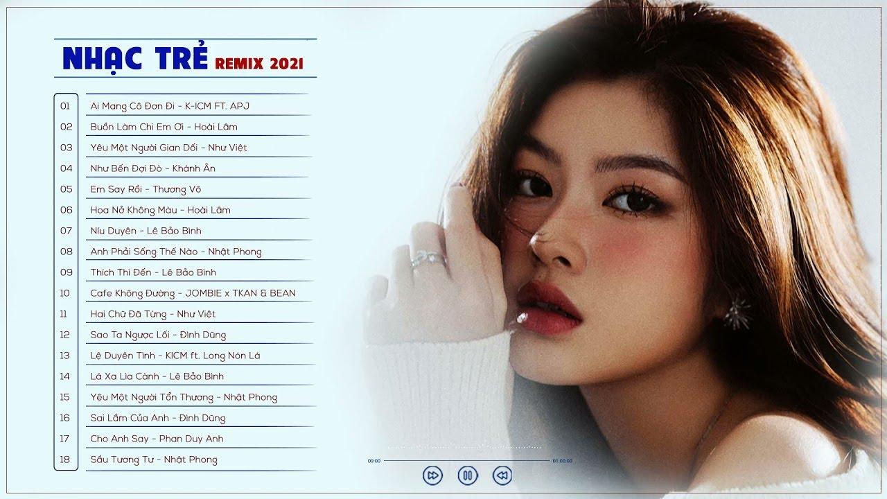Nhắn Rằng Anh Nhớ Em..Em Nào Có Tội..Em Hát Ai Nghe ✔ NONSTOP EDM Tiktok Nhạc Trẻ DJ Việt Remix 2021