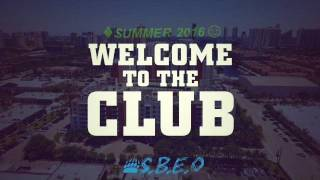 SahbouJ WELCOME TO THE CLUB Original Mix