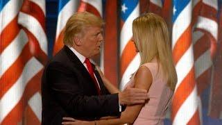 Ivanka Trump's entire speech introducing Donald Trump