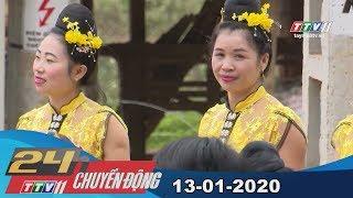 #24hchuyendong #tayninhtv #thoisuhomnay 24h Chuyển động 13-01-2020 | Tin tức hôm nay | TayNinhTV