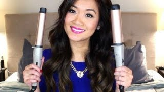 How To Use A Remington Curling Wand (1in. vs 1.5 in.) + Announcement