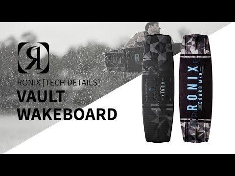 2018 Ronix Vault Wakeboard