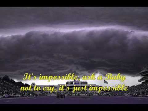 It's Impossible - Vic Damone (with lyrics)
