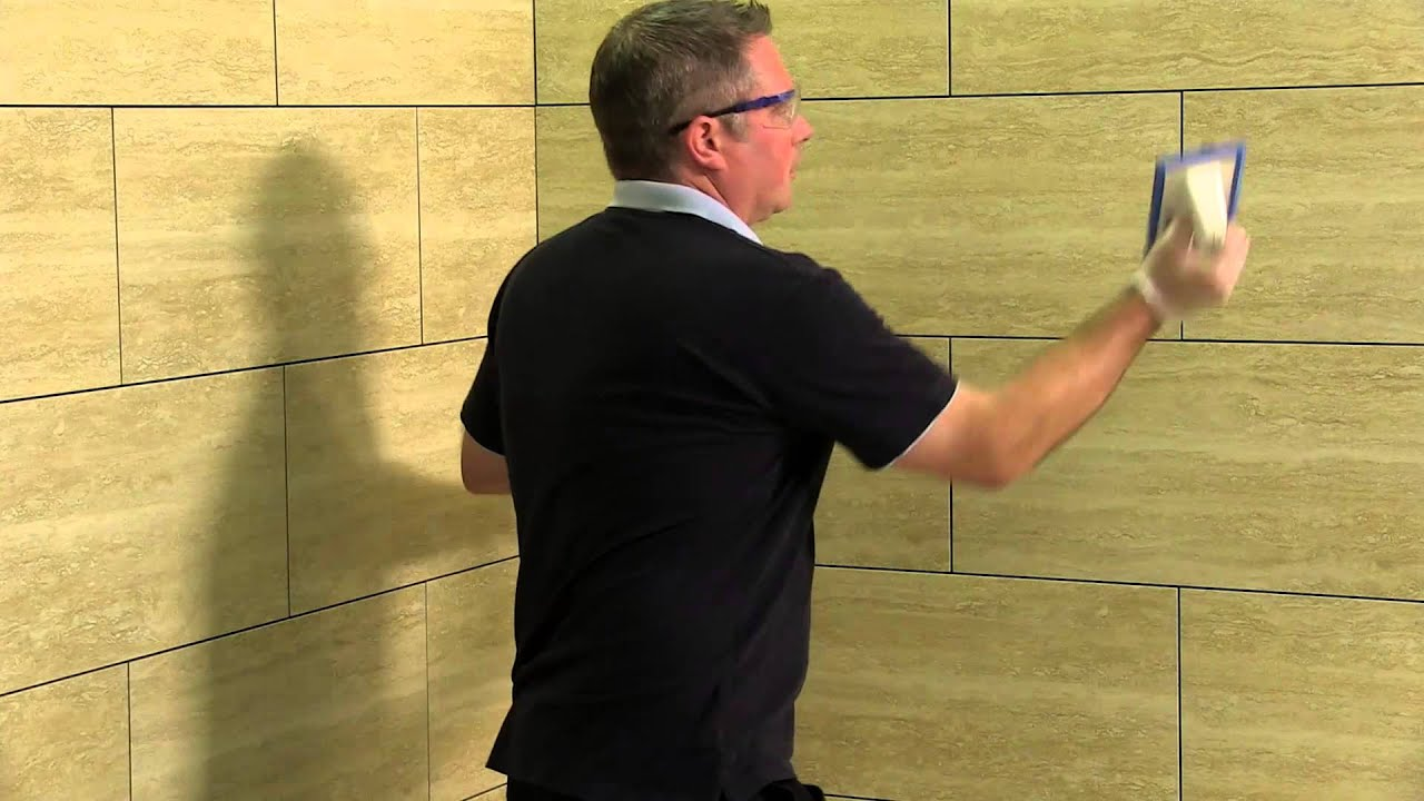Mapei UK - How to mix and apply Ultracolor Plus and Mapesil AC