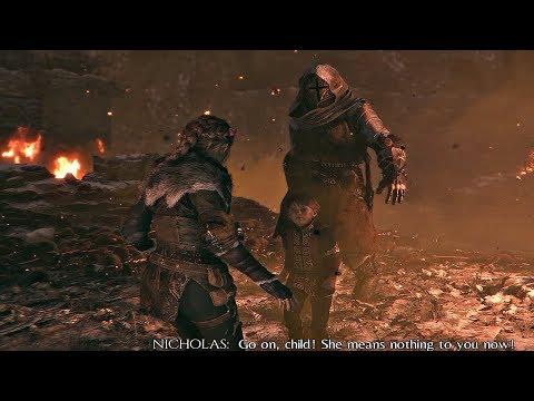 Plague Tale Innocence - Nicholas Boss Fight & Power To Control The Plague