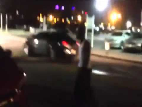 Waka Flocka Fights Chicago GD in The Streets