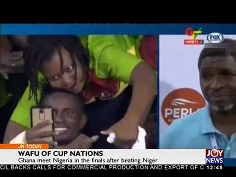 WAFU Cup of Nations - Joy Sports Today (22-9-17)