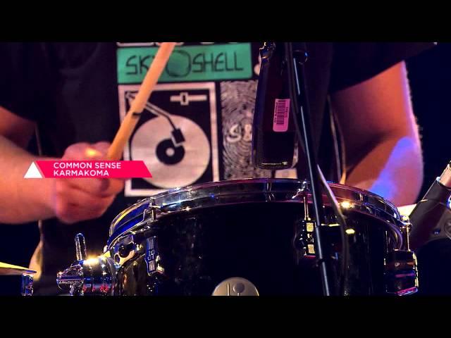 Karmakoma - Ctrl alt del & Common sense (Aritmi?ni koncert)