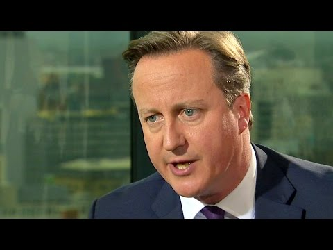 David Cameron on Saudi Arabia, Isis and welfare