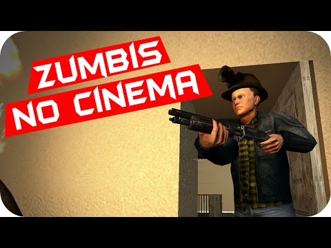 7 Days to Die - Zumbis Gostam de Cinema #128 TotalArmy