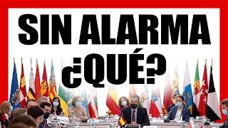 GOBIERNO y CCAA pactan el FIN DEL ESTADO de ALARMA y su impunidad