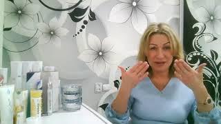 Уход за кожей лица и телом с использованием косметических средств LAVYLITES Часть2