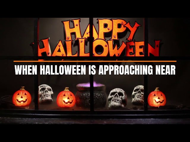 Halloweeen Marketing Video By Corrie D Marketing